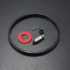 5x Carburetor Repair Kit Needle Seat Bowl Gasket Replace for Tecumseh 631021a&b