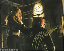 Manu Bennett Deathstroke Autographed Signed 8x10 Photo COA #1
