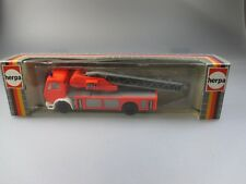 Herpa : Mercedes Benz Bomberos Nr.806507 (SSK21)