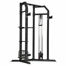 Marcy Olympic Strength Cage, Black/Gray