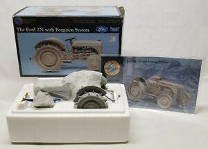 Ford 2N Tractor With Ferguson System Precision Classics Series #2 1/16 Ertl NIB