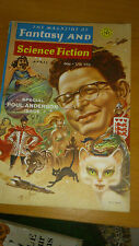 The Magazine Of Fantasy & Science-Fiction - April 1971 (Rare, en Anglais)