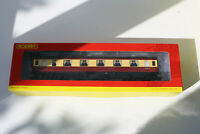 BOXED HORNBY R4447 BR (Ex LMS) CORRIDOR 1st CLASS COACH M 1063 M