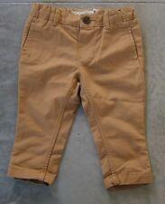 H&M LOGG BABY BOYS SKINNY PANTS SZ 4 - 6 MONTHS (00) LIKE NEW
