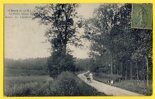cpa 77 - ESBLY (Seine et Marne) La petite Suisse ROUTE de CHALIFERT en 1921