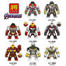 Avengers Minifigure Building Blocks Fits End Game Iron Man Captain Marvel