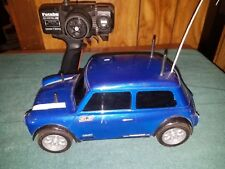 Tamiya Mini Cooper M-03 1/10 scale RC Car. tested and working