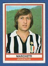 FIGURINA CALCIATORI PANINI 1973/74 - RECUPERO - N.173 MARCHETTI - JUVENTUS