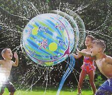 """Aqua Splash Ball Wassersprüher Sprinkler Wasserspielzeug """"Top Qualität"""" 226119"""