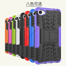 For Alcatel One Touch A5 LED 5085D Rugged Hybrid Shockproof Case Stand Cover