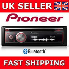 Pioneer DEH-X8700BT AUTO STEREO CD MP3 USB Bluetooth iPhone Android Sintonizador listo