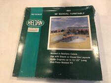 Ho Scale - Heljan 98' Turntable - Steam Era