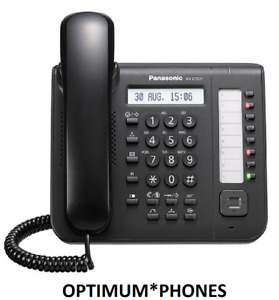 Panasonic KX-DT521 Digital Business Office Telephone in Black