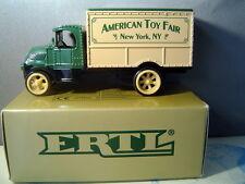 Ertl 1997 New York Ny Usa Toy Fair 1928 Mack Bulldog Truck Buyers Edition Xiii