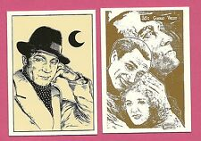 Conrad Veidt FAB Card Collection German actor The Cabinet of Dr. Caligari Film