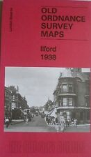 Old Ordnance Survey Detailed Map Ilford  Essex 1938 London Sheet 34  New
