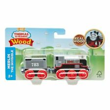 MERLIN the INVISIBLE Thomas Tank Engine & Friends WOODEN Railway NEW Train Wood