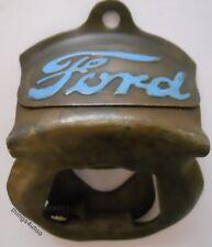 Ford bottle opener steel wall mount