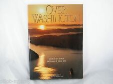 1990 ~ OVER WASHINGTON ~  AERIAL PHOTOGRAPHY ~  COMPANION TO CHANNEL 9 TV SERIES