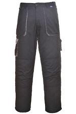 Portwest Tx11 Texo Contraste Trabajo Pantalones Militares