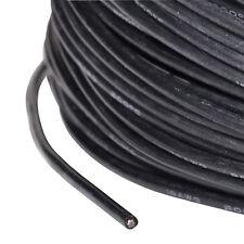 Silikonkabel AWG 18 0.75 qmm hochflexibel supersoft schwarz partCore 110029