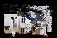7 KW Diesel Marine Generator Kubota W/Heat Exchange Cooling