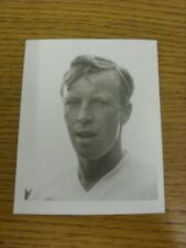01/08/1963 Original Photograph: Preston North End - Lawton, Norbert ['Monitor Pr