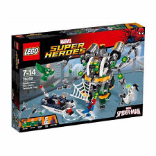 Lego 76059 Marvel Super Heroes Spider-man Doc Ocks Tentacle Trap