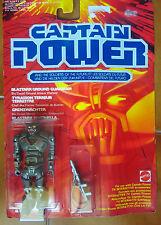 MATTEL - CAPTAIN POWER - BLASTARR GROUND GUARDIAN