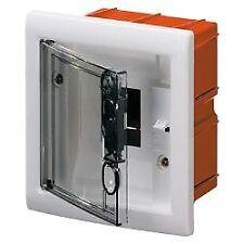 Gewiss quadro elettrico da incasso 4 moduli Bianco Centralino