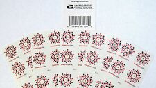 200 Forever Stamps First Class Postage USPS Patriotic Spiral MINT 100 Value