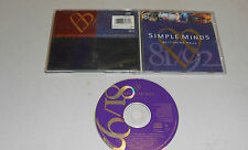 Album CD SIMPLE MINDS-GLITTERING Prize 16. tracks 1992 Alive and Kicking...