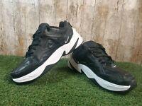 Mens Nike M2K Tekno Black/White AO3108-005 Size UK 8, EUR 42.5, US 10.5, CM 27.5