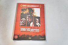 Amores Perros Dvd Pal Region 2 No Usa