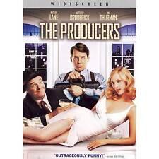 The Producers DVD 2005 Matthew Broderick Widescreen
