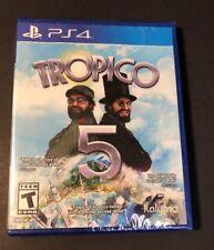 Tropico 5 (PS4) NEW
