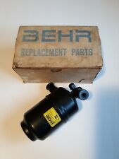 Vintage Bmw Nos Behr 64531356017 E12 A/C Ac Drier / Drying Bottle New Old Stock