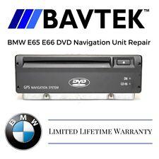 ✅BMW E65 E66 7 Series 745i 750i 760i DVD Navigation Unit Repair Service