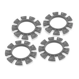 """JConcepts JCO2212-8 """"Satellite"""" Tire Glue Bands (Gray)"""