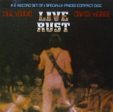 Neil Young - Live Rust, CD Neu
