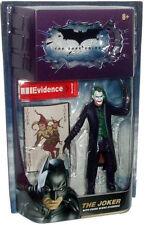 "BATMAN The Dark Knight_THE JOKER 6 "" figure + Crime Scene Evidence_Movie Masters"