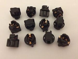 """Chrysler 3/8"""" Instrument Panel Sockets 9mm Cluster Lamp Dash Light Bulb LED NOS"""