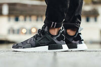 Adidas NMD_XR1 Core Black Duck Camo Mesh White BA7231 NMD XR1 Men Size