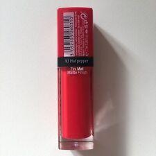 Bourjois Rouge Edition Velvet Matte Finish Lipstick - *PICK A COLOUR* + FREE P&P