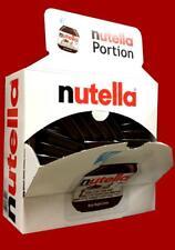 (1000g=23,25€) Nutella Portionspackungen 40x15g Thekendisplay 600g Nuss Nugat