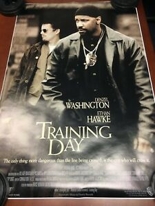 TRAINING DAY Movie Poster 24x36