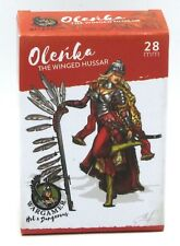 Wargamer HD-28-01 Olenka the Winged Hussar (28mm) Hot & Dangerous Female Pinup