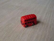Dollshouse Miniature ~ RED ~ Bus
