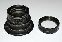 ULTRA RARE CARL ZEISS JENA Doppel-Protar IIc R178 mm F6.3 LENS SN 98800!