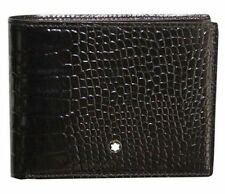 Montblanc Meisterstück Selection Wallet 6cc With Removable Card Holder 112615